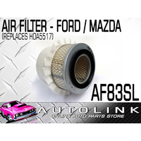 SILVERLINE AIR FILTER AF83SL SUIT MAZDA E1800 E2000 E2200 1.8lt 2.0lt 2.2lt