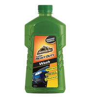 ARMOR ALL GREEN HEAVY DUTY WASH POWERFUL CLEANING FOR ALL PAINT FINISHES AHDW1