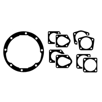 PERMASEAL HJ142 DIFF GASKET SET FOR HOLDEN BANJO WITH 4 AXLE FLANGE GASKET