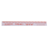 ACL AR-1 RED FLEXIGAUGE PRECISION PLASTIC STRIP FOR ENGINE BEARING CLEARANCE x1