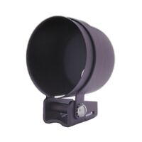 "AUTOMETER AU3204 BLACK MECHANICAL GAUGE MOUNTING CUP FOR 2-5/8"" x1"