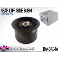REAR DIFFERENTIAL SIDE MOUNT BUSH FOR FORD FALCON BA WITH IRS x1 ( BA4B424A )