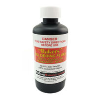 BAKERS SOLDERING FLUID 500ml (SOLDERING & TINNING MOST METALS) BAKERS500