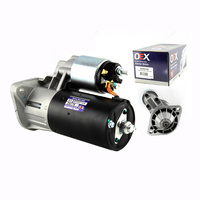 OEX BXS0104 STARTER MOTOR SUIT HOLDEN COMMODORE VL 3.0L 6CYL RB30 BOSCH STYLE