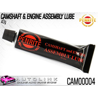 PENRITE CAM ASSEMBLY LUBE - LUBRICATES MOVING ENGINE PARTS DURING BUILD 40g