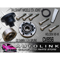 TAILSHAFT MIDDLE CV JOINT FOR HOLDEN COMMODORE VB VC VH VK WITH RUBBER BOOT