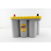 OPTIMA D31A YELLOW TOP 12V PERFORMANCE AGM DEEP CYCLE / STARTING BATTERY 975CCA