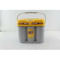 OPTIMA D34 YELLOW TOP 12V PERFORMANCE AGM DEEP CYCLE / STARTING BATTERY 765CCA
