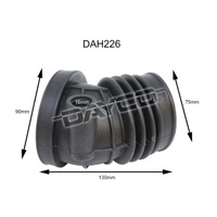 DAYCO AIR INTAKE HOSE FOR BMW 320i E36 2.0L 6CYL 1991-1995 THROTTLE SIDE DAH226