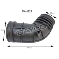 DAYCO AIR INTAKE HOSE FOR BMW 328i 328ci E46 2.8L 6CYL 1999 - 2000 DAH227