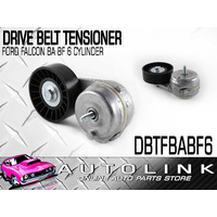 DRIVE BELT TENSIONER SUITS FORD BA BF FG , TERRITORY SX SY SZ - 4.0lt 6 CYLINDER