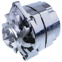 ALTERNATOR BILLET STYLE FOR BIG BLOCK CHEV AND EARLY CARBY MODEL VEHICLES