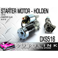 OEX DXS516 STARTER MOTOR SUIT HOLDEN COMMODORE VN VP VR 3.8L V6 DELCO STYLE