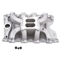 EDELBROCK DUAL PLANE INTAKE MANIFOLD FOR HOLDEN 308 355 V8 WITH VN HEADS NO EFI