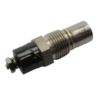 "SPAL TEMPERATURE SWITCH 3/8""NPT 90 DEGREES ON / 80 DEGREES OFF STAINLESS THREAD"