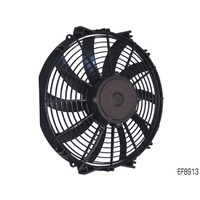 "MARADYNE 12"" DIA THERMO FAN S-BLADE 24V 225W LOW PROFILE - REVERSIBLE EF8913"