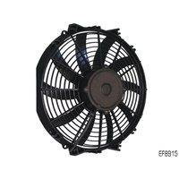 "MARADYNE 14"" DIA THERMO FAN S-BLADE 24V 160W LOW PROFILE - REVERSIBLE EF8915"