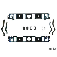 "FELPRO INLET GASKET KIT FOR FORD 260 289 302 351 V8 WINDSOR 1.20 x 2.00"" FE1250"