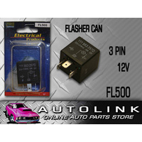 NICE ELECTRICAL FLASHER CAN 3 PIN SUIT NISSAN BLUEBIRD EXA NX COUPE PULSAR