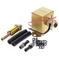 GOSS ELECTRIC FUEL PUMP UNIVERSAL IN LINE LOW PRESSURE 12V 4.5 - 6 PSI GE239