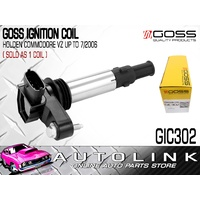 GOSS GIC302 IGNITION COIL SUIT HOLDEN VZ COMMODORE LEO LY7 3.6L V6 x1