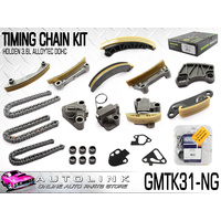 TIMING CHAIN KIT TO SUIT HOLDEN VZ COMMODORE 3.6lt ALLOYTEC V6 8/2006 - ONWARDS