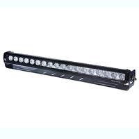 GREAT WHITES 18 LED BAR DRIVING LIGHT WITH BRACKET 9-32V GEN-2 GWB5183