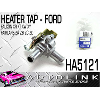 HEATER TAP FOR FORD FALCON FAIRMONT XR XT XW XY SEDAN WAGON UTE PANELVAN