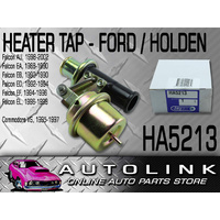 HEATER TAP SUIT FORD FALCON EA EB ED EF EL AU BA VACUUM OPERATED HA5213