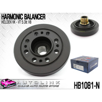 POWERBOND HB1081-N HARMONIC BALANCER SUIT HOLDEN COMMODORE VB VC VH VK VL V8 308