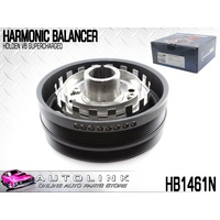 HARMONIC BALANCER SUIT HOLDEN STATESMAN VS WH WK S/CHARGED 1996-04 HB1461-N