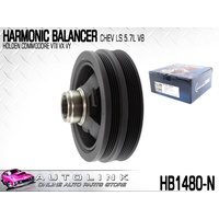 POWERBOND HARMONIC BALANCER FOR HOLDEN COMMODORE VT VX VY VZ 5.7L 6.0L V8