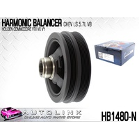 POWERBOND HARMONIC BALANCER SUITS HOLDEN ADVENTRA VY VZ 5.7L V8 2003-06 HB1480-N