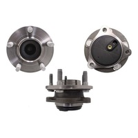 FRONT WHEEL BEARING HUB KIT FOR FORD FALCON FG SEDAN INC UTE XR6 & XR8 WITH IRS