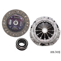 EXEDY CLUTCH KIT SUIT HYUNDAI i20 i30 1.4L 1.6L 4CYL 2009-ON HYK-7416