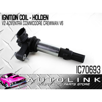 IGNITION COIL IC70693 SUIT HOLDEN VZ ADVENTURA  3.6L V6 LY7 LEO x6