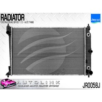 RADIATOR TO SUIT FORD FAIRMONT FAIRLANE AU SERIES 1 2 3 6CYL & V8 AUTO TRANS