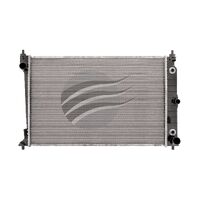 RADIATOR TO SUIT FORD FALCON AU SERIES 1 2 3 6CYL & V8 AUTO TRANS JR0058J