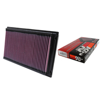 K&N AIR FILTER SUIT HOLDEN COMMODORE CALAIS VN VP VR VS 3.6lt 5.0lt
