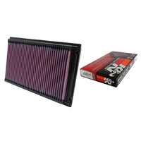 K&N AIR FILTER SUITS HOLDEN COMMODORE CALAIS VL RB30 6 CYLINDER