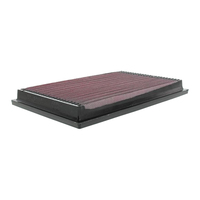 K&N Air Filter High Flow KN 33-2080 FOR Nissan Navara STX550 D40 3.0L T/D V9X V6