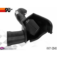 K&N BLACK HAWK AIR INTAKE KIT SUIT FORD GT MUSTANG 2018 2019 5.0L V8 KN71-3540