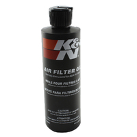 K&N AIR FILTER OIL FOR CLEANING & RESTORING K&N FILTERS - SQUEEZE BOTTLE 237ml