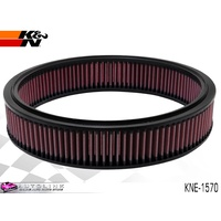 "K&N KNE-1570 ROUND AIR FILTER SAME AS RYCO A237 ELEMENT 13.25"" DIA / 2.875"" HIGH"