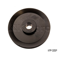POWER STEERING PUMP PULLEY KPP-305P FOR EARLY HOLDEN EJ - WB 6cyl & V8 1962 - 85