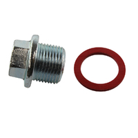 KELPRO SUMP PLUG & WASHER 20mm - 1.5 SUIT SUBARU FORESTER SG 2.5L EJ25 03 - 2008