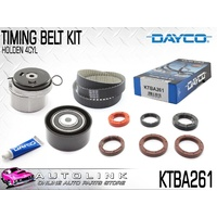 DAYCO TIMING BELT KIT FOR HOLDEN TRAX TJ 4CYL 8/2013 - ON KTBA261