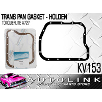 TRANSMISSION PAN GASKET TO SUIT TORQUEFLITE A727 - MOPAR VEHICLES 1960 - 1980's