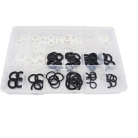 KELPRO 18PC ASSORTMENT NYLON & FIBRE OIL PAN SUMP PLUG WASHER KIT KWA1500