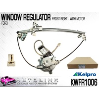 KELPRO POWER WINDOW REGULATOR FRONT RIGHT SUIT FORD FALCON AU BA BF - XR6 XR8